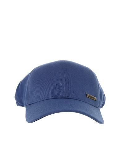 Bay Şapkacı Şapka İndigo